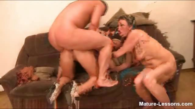 Porno Video of Unforgettable Blowjob And Unbelievable Mature Sex