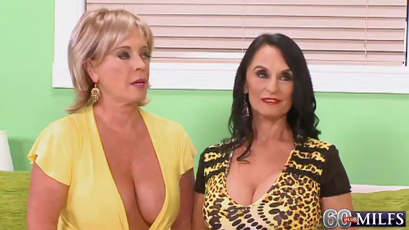 Porno Video of Dream Three-way: Rita Daniels And Lexi Mccain
