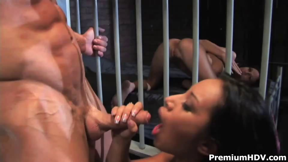 Porno Video of Pornstar Gets Ass Fucked In Prison