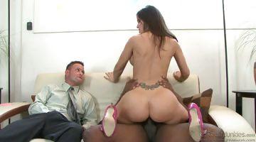 Porno Video of Mom's Cuckold #05
