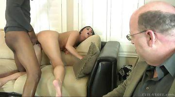 Porno Video of Interracial,hardcore,natural Tits,public Nudity & Voyeur ,huge Dick,hd Movies