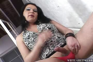 Sex Movie of Shemale  Tranny