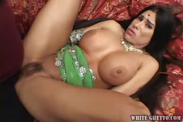 Porn Tube of Interracial,hardcore,big Breast,hairy,cream Pie,indian