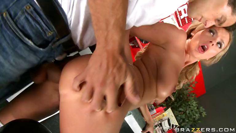 Porno Video of Ass Sundae