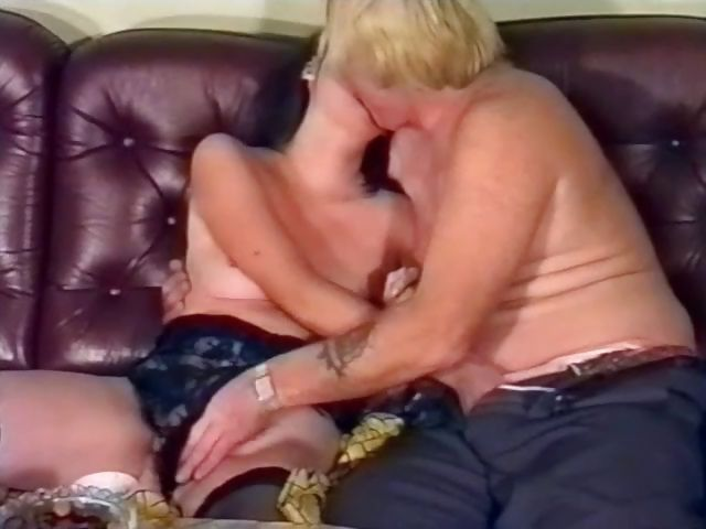 Porn Tube of Chubby Young Slutty Brunette Gets It On With A Kinky Older Man