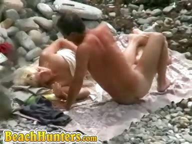 Porno Video of Spy Beach Video