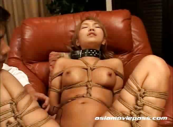 Sex Movie of Japanese Blackmailed Bdsm Training 12