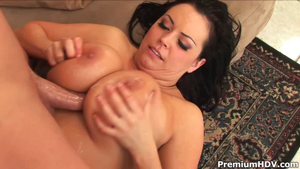 Porn Tube of Big Tits Milf Angelica Sin Jumps In Rod