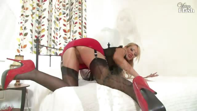 Porn Tube of Lucy Zara - Dedicated Nylon Appreciation!