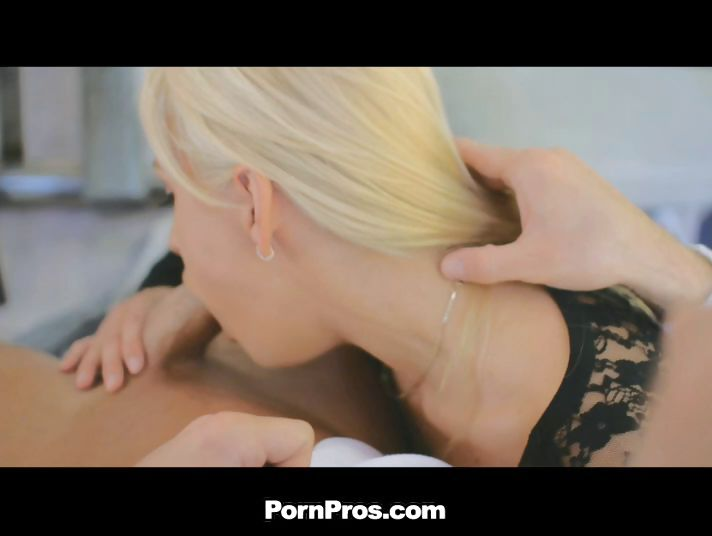 Porn Tube of Ivana's Deep Felatio