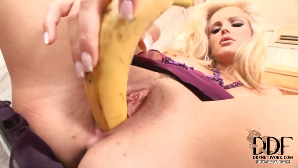 Porn Tube of The Stunning Sandra Shine, One Of The Longtime Faves At Our Site, Gives Us Quite A Banana Show Today. First The Statuesque Hungarian Poses Her Incredible 34d-25-36 Bod, And Those Wonderful Legs Too, As She Stands Before Us In A Pretty Purple Dress.