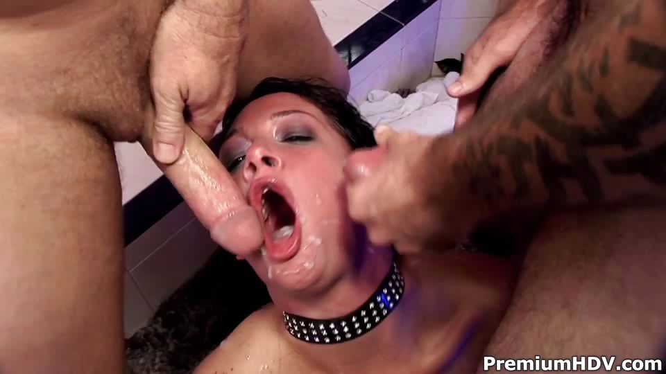 Porn Tube of Brutal Mmf Action By Tory Lane