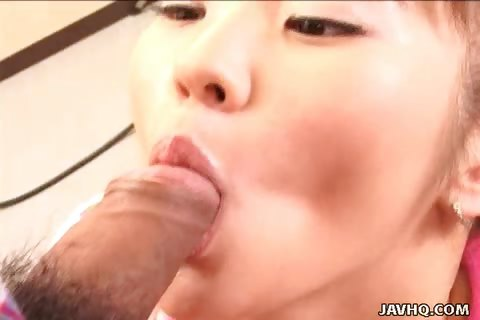 Porno Video of Hot Japanese Babe Mari Yamada