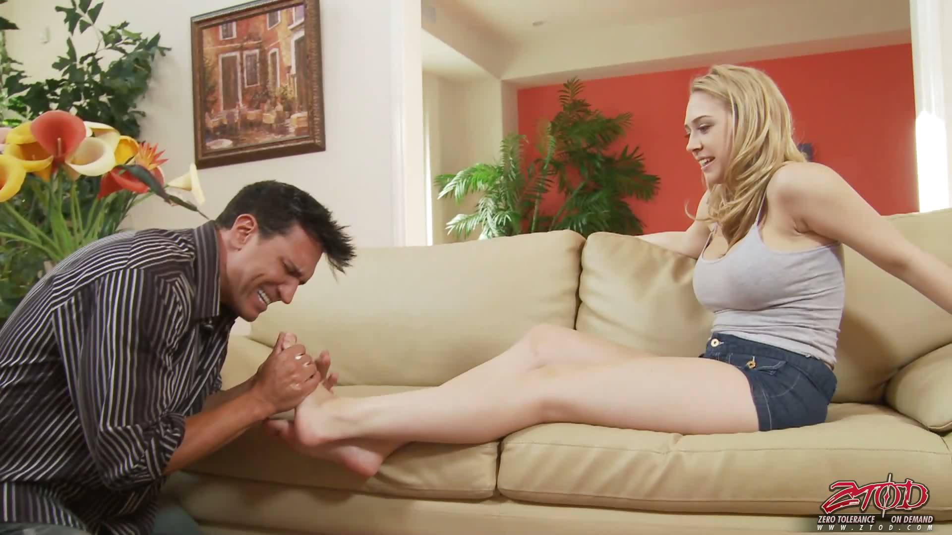 Porno Video of Official Wife Swap Parody