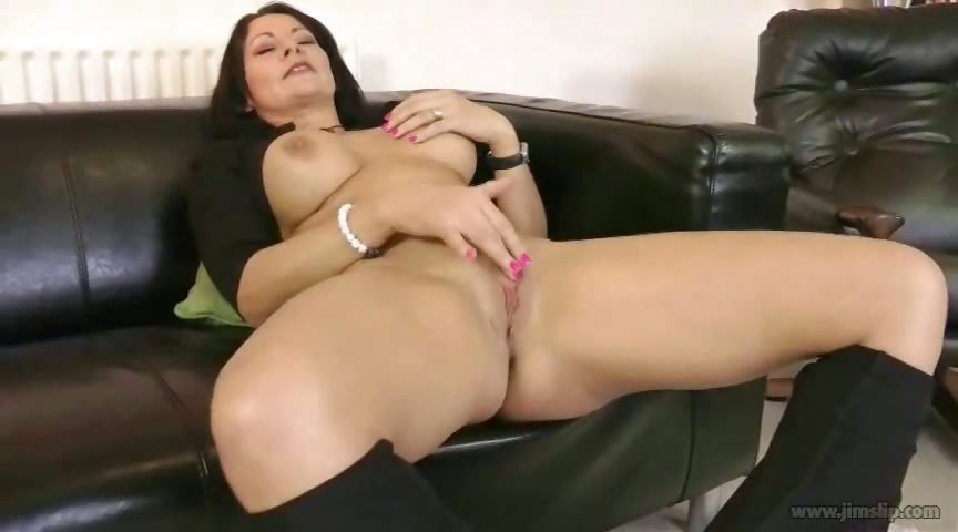 Porn Tube of Sexy Biker Chick