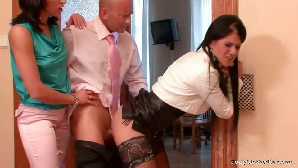 Porn Tube of Lawyer Bob Has A Big Day At The Office Because He's Looking For Some New Secretaries For His Office. Leonelle Knoxville And Lucy Bell Have The Most Important Skill Any Good, Modern Secretary Should Have - The Ability To Make A Man Cum Anytime, Anywhere!