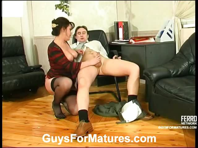 Porno Video of Red Hot Mom With Pussy That Needs Some Fresh Cock To Drill It Deep And Hard