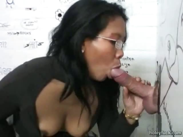 Porno Video of Asian Wife Gets A Surprise!