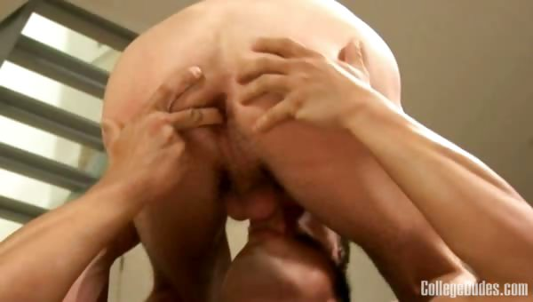Porn Tube of College Dudes - Brody Grant And Tony Falco