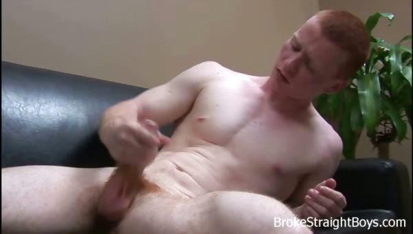 Porno Video of Broke Straight Boys - Spencer Todd