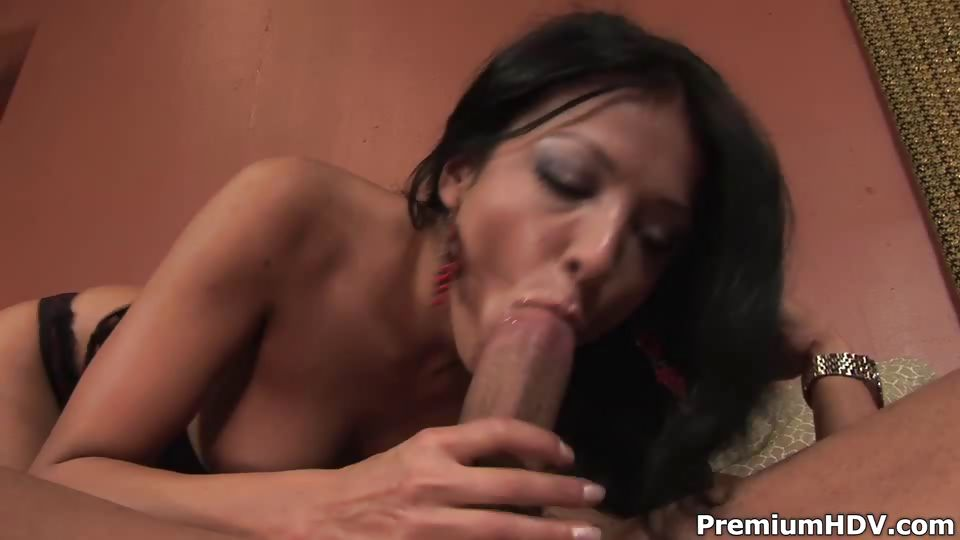 Porn Tube of Pornstar Maya Gates Throat Fucked