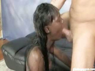 Porn Tube of Ghetto Gaggers Chanel