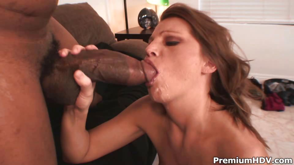 Porno Video of Skilled Whore Workout Black Monster