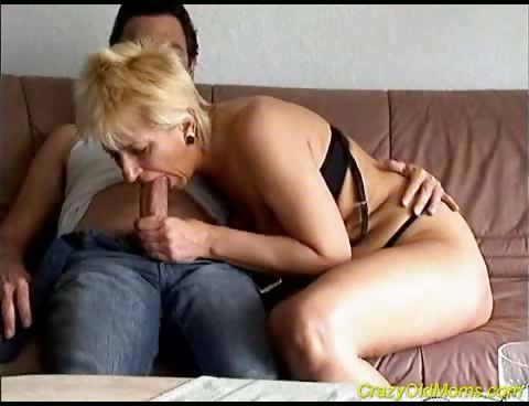 Porn Tube of Horny Mature In Total Screw