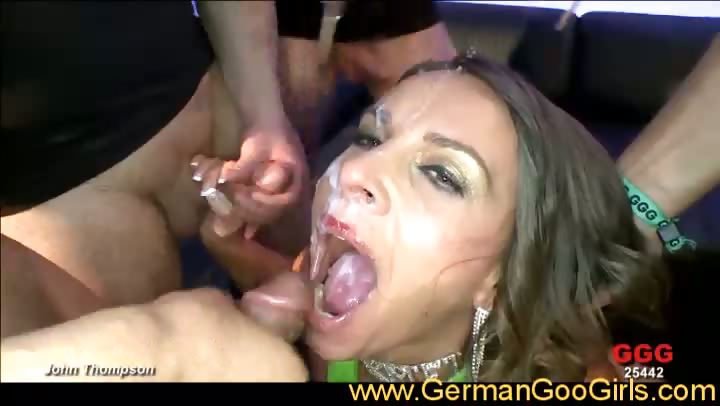 Porno Video of Sexy Susi Bei Ggg
