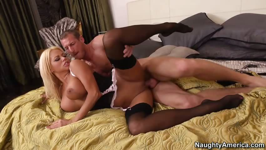 Porn Tube of Nikita Von James