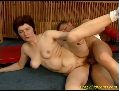 Porn Tube of Blowjob Of Mature Lady