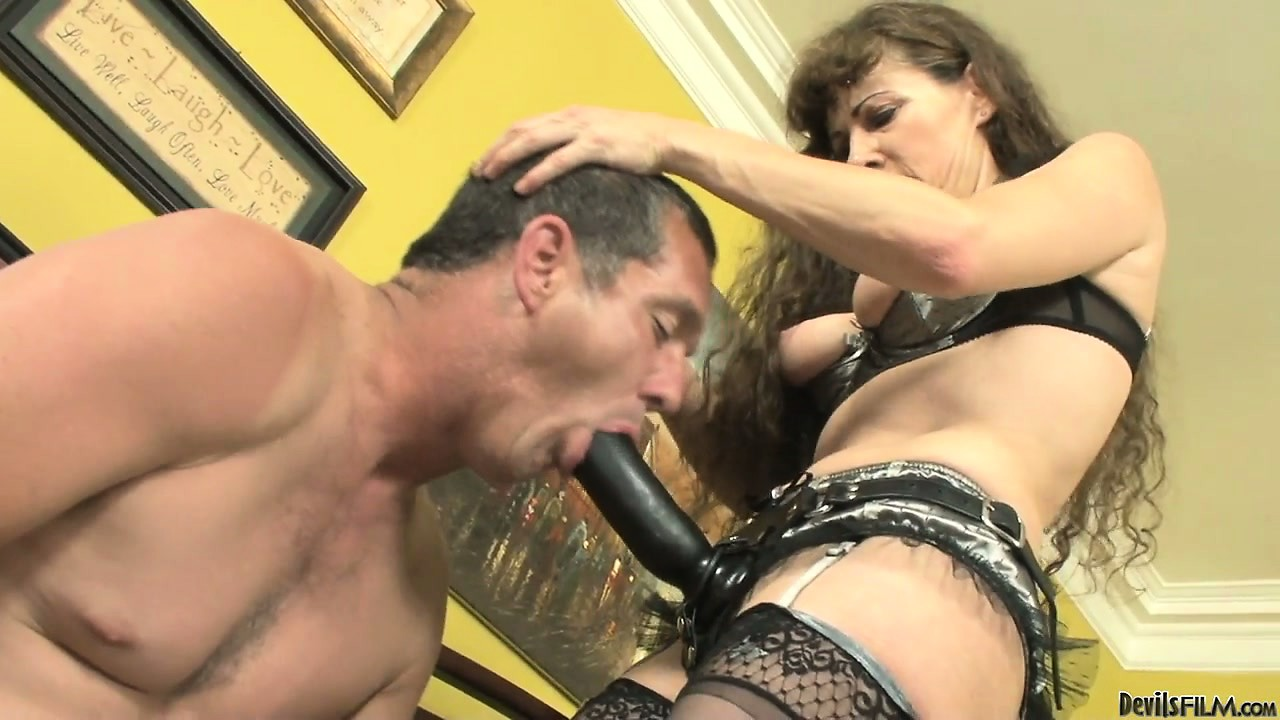 Porno Video of Tantalized Female And Perverted Guy Switch Roles Today And Choose Pegging Games