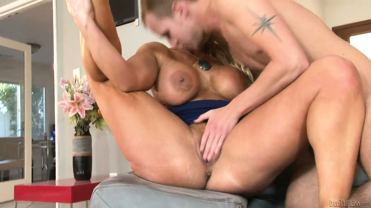 Porno Video of This Marvelous Blonde Milf Has Stunning Big Tits And A Sublime Ass