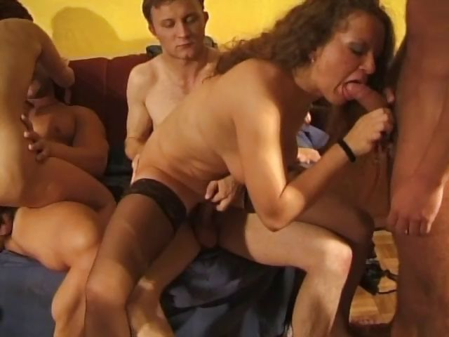 Porno Video of Watch These European Swingers Go Crazy In A Hardcore Orgy