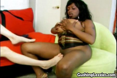 Porno Video of Redhead And Black Lesbians Fuck Each Other Silly To Make Pussies Squirt