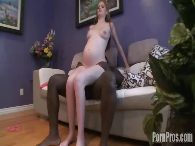 Porno Video of Preggers Girl Made Home Porn.