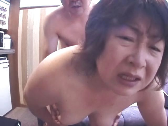 Porno Video of Nasty Old Chubby Oriental Granny Vibes And Toys Her Hairy Twat Then Gets Fucked