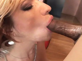 stacked brittany blaze has a black man giving her the fuck she desires