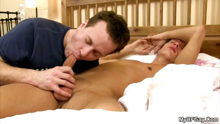 Porno Video of Their First Gay Experience