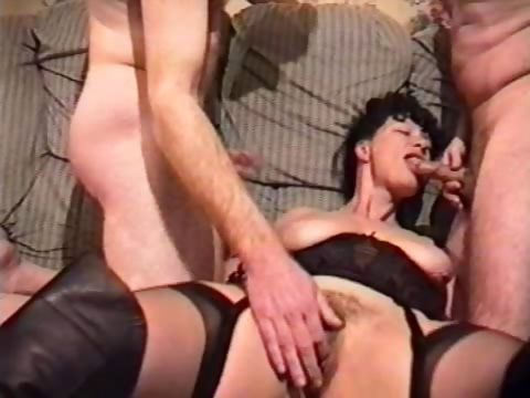 Porn Tube of Crazy Housewife