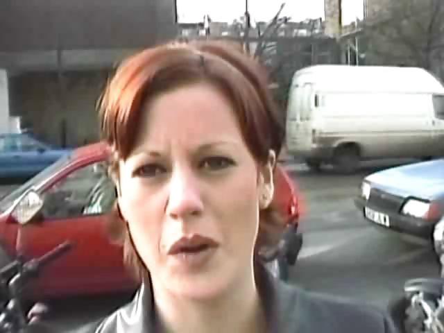 Porno Video of Biker Chick