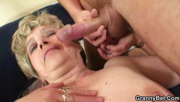Porno Video of Granny Box Fucked With Big Cock