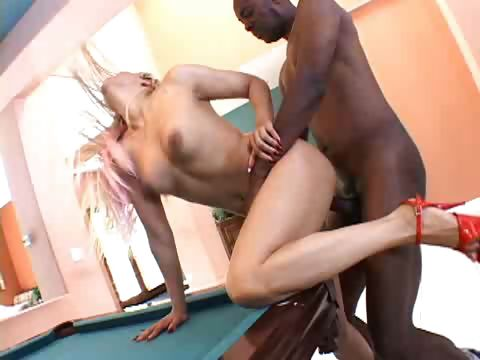 Porno Video of Busty Babe Velvet Rose Get Fucked Doggy Style On Billiard Table