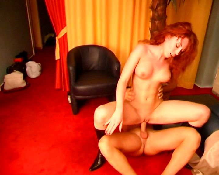 Porno Video of Cute Redhead Blows And Then Gets Her Wet Slit Banged Hard