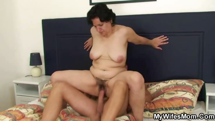 Porn Tube of Big Cock Inside Mature Hole