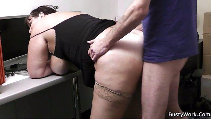 Porno Video of Cute Plumper Fucks For A Bonus