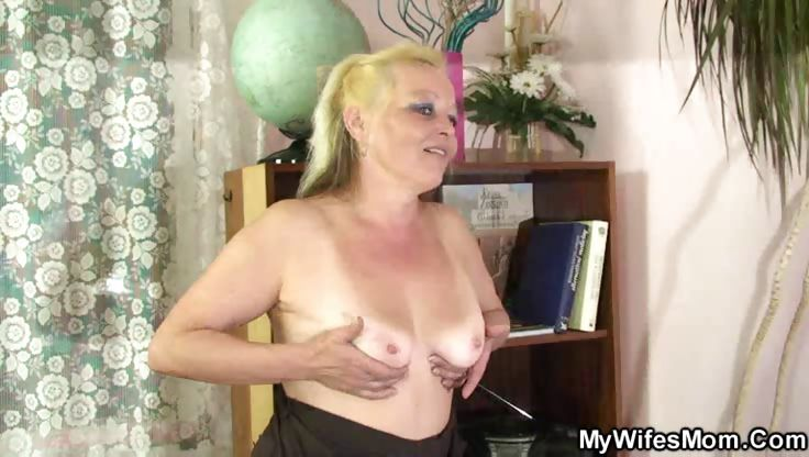 Porno Video of Fucking His Wife's Mom