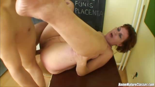 Porno Video of Teacher Teaches And Gets Fucked.