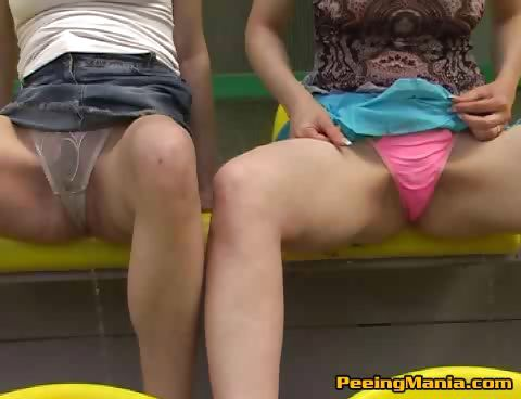 Porno Video of Public Team Pissing