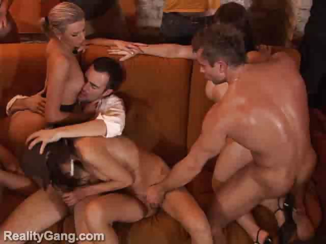 Porno Video of Sex Party